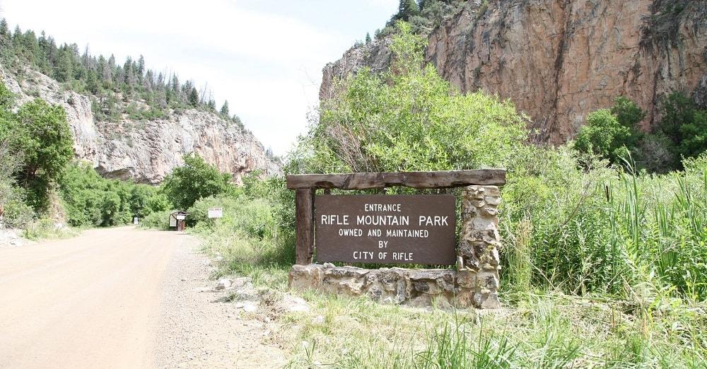 Rifle Mountain Park